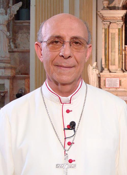 Monseñor Aníbal Nieto